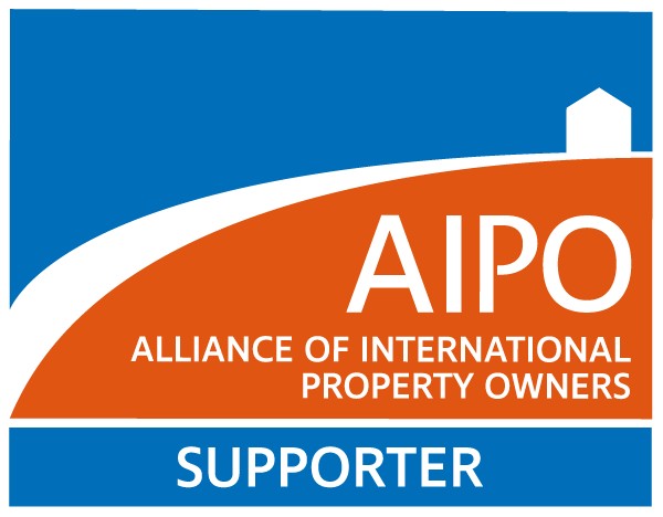 AIPO Supporter Badge